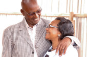 FELISTA AND WASHINGTON MATHENGE Wisdom from 38 years of marriage